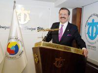 TOBB Başkanı Rifat Hisarcıklıoğlu denizcilik sektörüne tam destek verdi