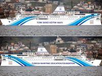 M/F SAMSUN Eğitim Gemisi, 10 Temmuz'da 240 öğrenciyle sefere çıkıyor