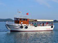 Balıkesir Cunda- Çamlık arasında deniz seferi başlıyor