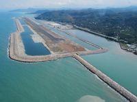 Denize dolgu ilk havalimanı, iki yılda 1 milyon 460 bin yolcu ağırladı