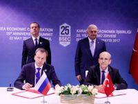 Türkiye ve Rusya ticari ilişkilerde engellerin kaldırılması için ortak bildiri imzaladı