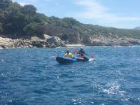 Kanoyla Ege ve Akdeniz kıyılarını tanıtıyorlar