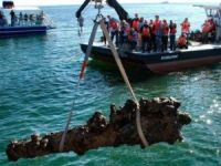 Karasakal lakaplı efsanevi korsanın kayıp gemisi bulundu