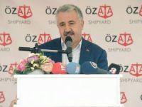 Ahmet Arslan: Gemi inşa sektörüne 15 yılda 2.8 milyar dolar yatırım yapıldı
