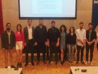 Denizci Öğrenciler Derneği dümeni yeni yönetime devretti