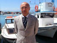 Sinop'ta gemi adamlarının belgeleri yenilendi