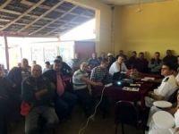 Kırklareli'de balıkçılara bilgilendirme toplantısı düzenlendi
