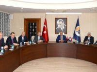 MEÜ Denizcilik Fakültesi'ni Mersin Deniz Ticaret Odası inşa edecek