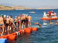 Açık Su Türkiye Yüzme Şampiyonası Foça'da yapılacak