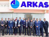 Arkas Egypt, Port Said ve Suez'de iki yeni ofis açtı