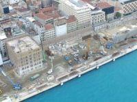 Galataport'ta yıkım işlemi bitmek üzere