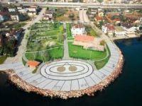 İzmit Körfezi'ne 13 yılda 39 adet sahil parkı yapıldı