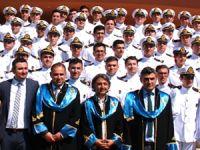 KTÜ Sürmene Deniz Bilimleri Fakültesi, 2016-2017 Akademik Yılı Mezuniyet Töreni yapıldı