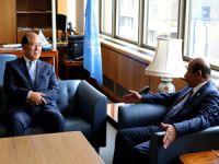 Katarlı Bakan Jassim Sulaiti, IMO Genel Sekreteri Ki-tack Lim ile biraraya geldi