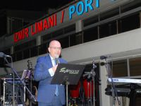 İMEAK DTO İzmir Şubesi, Denizcilik Bayramı Resepsiyonu'nda sektörü biraraya getirdi