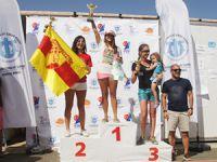 Rüzgar Sörfü Slalom Türkiye Ligi'nin ilki gerçekleşti