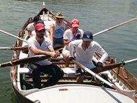DEÜ Denizcilik Fakültesi Kabotaj Bayramı'nı 'İzmir Kayıkları Yarışı' ile kutladı