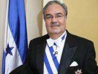Honduras Büyükelçisi Ivan Romero Martinez, Altın Çıpa Töreni'ne katılacağını açıkladı