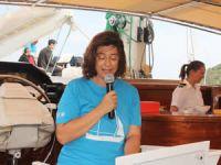 Türk denizcisi Sadun Boro, İMEAK DTO Bodrum Şubesi işbirliğiyle Muğla'da anıldı