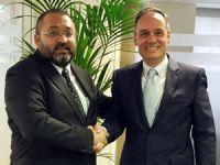 Uluslararası Petrol Kirliliği Tazmin Fonu Direktörü Jose Maura Barandiaran, Altın Çıpa'ya katılıyor