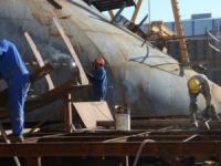 Uçak gemisi yapımına Yalova talip oldu