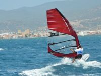Sörf rüzgarı bu hafta Dikili'de esecek