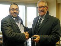 Malta IMO Temsilcisi Büyükelçi Carmel Vassallo, Altın Çıpa Töreni için İstanbul'a geliyor