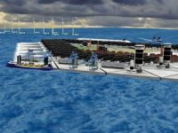 """Hollanda, """"Yüzer Mega Ada"""" konsepti üzerinde çalışıyor"""