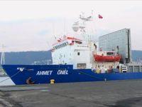 Türk bayraklı M/V AHMET ONEL, Monfalcone Limanı'nda tutuklandı