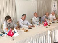 Deniz Turizmi Toplantısı'nda, teknelerin Yunan adalarındaki sorunları konuşuldu