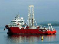FUGRO SCOUT isimli araştırma gemisi, İstanbul Boğazı'nda zemin sondajı yapacak