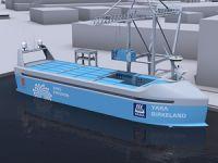 Norveçli şirketler, mürettebatsız gemi üretilecek