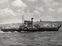 'Suhulet' Osmanlı arşivlerine göre dünyanın ilk arabalı vapuru