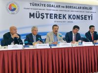 Rifat Hisarcıklıoğlu: Devleti yanında gören özel sektör, daha fazla moralle işine sarıldı