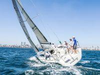 2. Deniz Kızı Ulusal Kadın Yelken Kupası'nı 'Eker' aldı