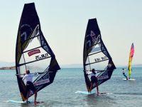 Rüzgar Sörfü Türkiye Ligi'nin 3. ayağı Urla'da yapılacak