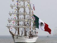 Meksika donanması eğitim gemisi 'ARM Cuauhtemoc', Filipinler'i ziyaret edecek