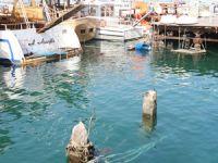 Mağusa Limanı'nda çöken iskele yıkılacak