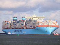 """Maersk: Yeni """"mega gemiler"""" almak için bir sebep yok"""