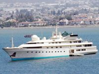 Suudi Prens, 'Kingdom 5 KR' yatıyla geldiği Bodrum'a servet bıraktı