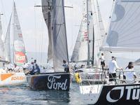 Burgazada Deniz Kulübü Kupası yat yarışı yapıldı