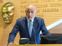 ALTIN ÇIPA Töreni, İMEAK DTO Meclis toplantısında gündeme oturdu