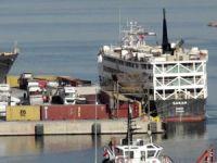SARAH gemisi Balıkesir'e 2 bin 158 angus getirdi
