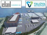 Türkiye'nin en modern 63. sınır kapısı Yalova Ro-Ro Port, 2 Ekim 2017 tarihinde hizmete giriyor