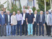 TOBB Yönetim Kurulu, DTO Bodrum Şubesi'ni ziyaret etti