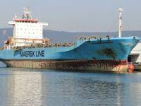 M/V Maersk Pembroke gemisi sökülecek