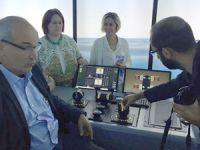 MDTO Heyeti, İTÜ ve Piri Reis Üniversitesi Denizcilik Fakültesi'ni inceledi