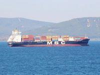 'MSC Mediterranean' Çanakkale Boğazı'nda arızalandı
