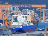 Yeni gemi siparişlerinde Güney Kore liderliğe yükseldi