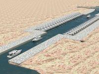 Efes Antik Kenti'ni denizle buluşturmak için ilk adım atılıyor
